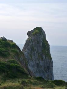 ばんちゃんの旅案内 -日本全国自走の旅--壱岐-猿岩