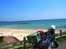 ばんちゃんの旅案内 -日本全国自走の旅--壱岐-清石浜