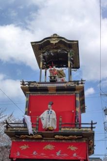 ばんちゃんの旅案内 -日本全国自走の旅--岩倉の山車