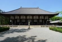 ばんちゃんの旅案内 -日本全国自走の旅--唐招提寺