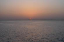 ばんちゃんの旅案内 -日本全国自走の旅--夕日