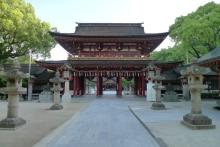 ばんちゃんの旅案内 -日本全国自走の旅--太宰府天満宮