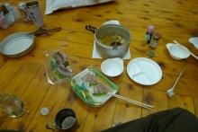 ばんちゃんの旅案内 -日本全国自走の旅--夜の宴会