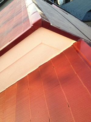 綾瀬市 屋根塗装⑦