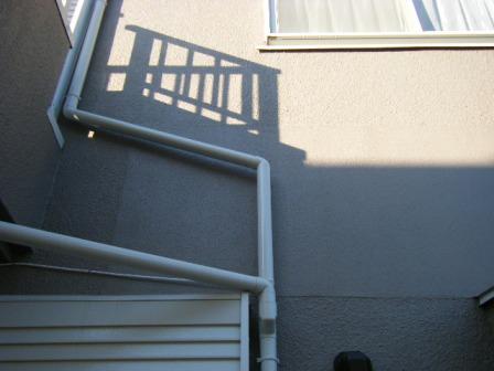 外壁の張り替え箇所②