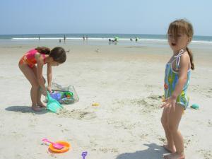beach summer 2010