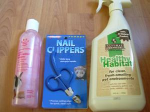 guinea pig supplies