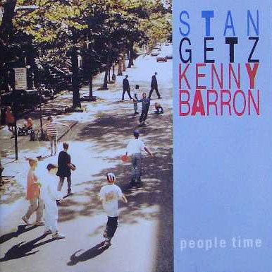 Stan Getz People Time