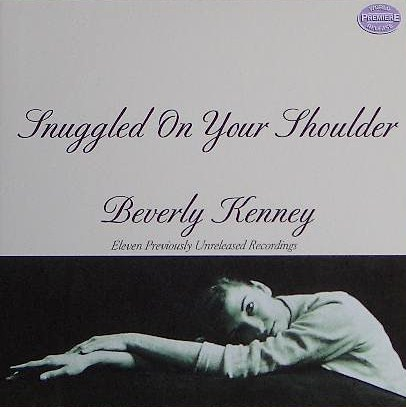 Beverly Kenney Snuggled On Your Shoulder
