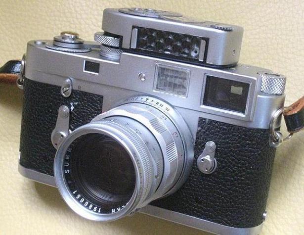 Leica M3 Summicron