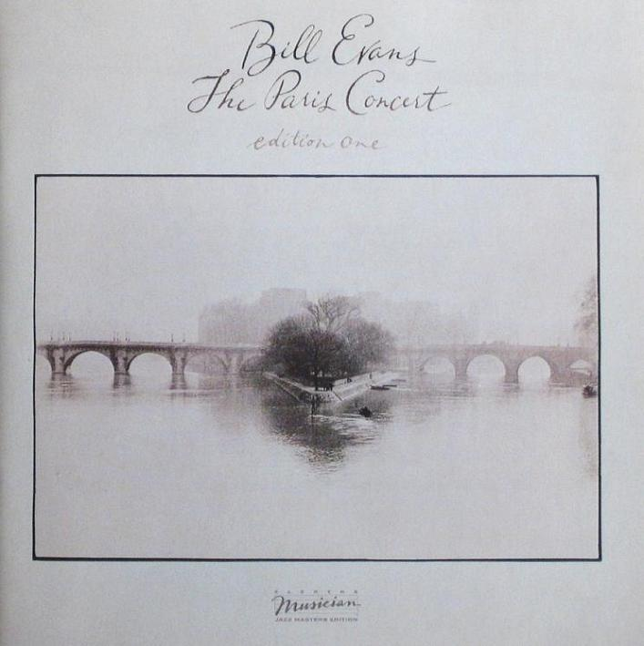 Bill Evans The Paris Concert 1