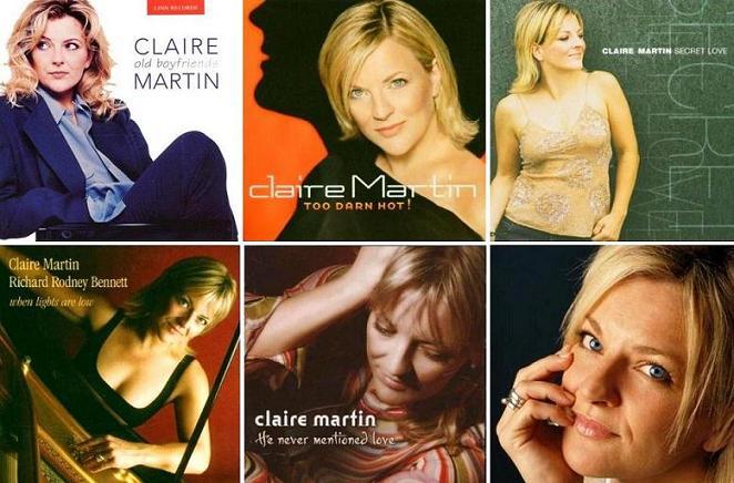 Claire Martin 6 Type