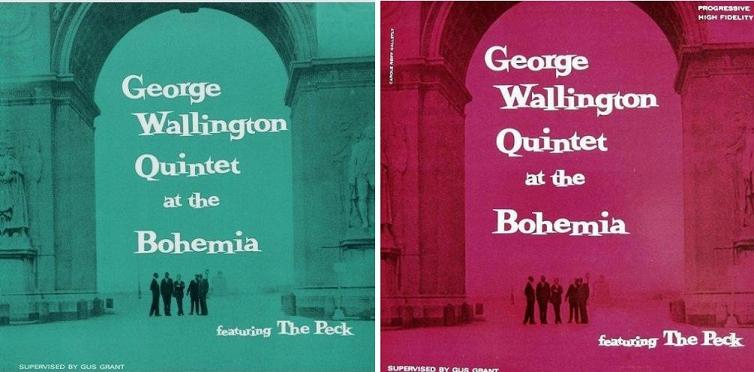 George Wallington Quintet At The Bohemia 2 type