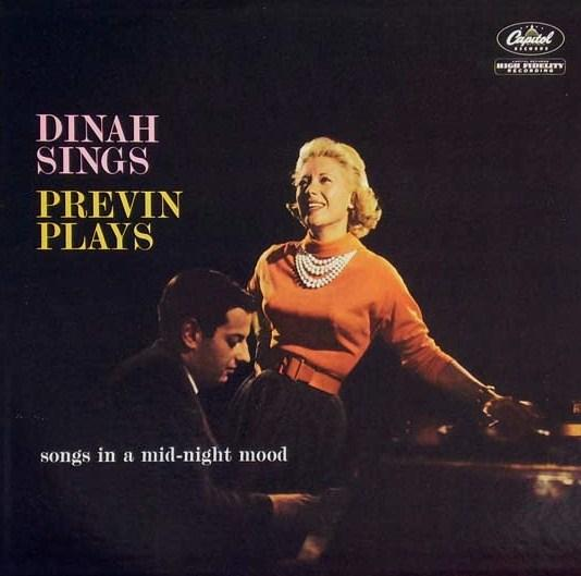 Dinah Shore Dina Sings, Previn Plays