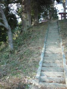 今現在の登城ルート