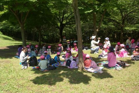 DSC07735桃昼食3
