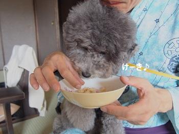 絆ジジさん朝食20140929