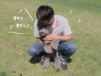 絆ドッグラン20140929-2