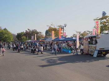 柏の葉公園20141018-1