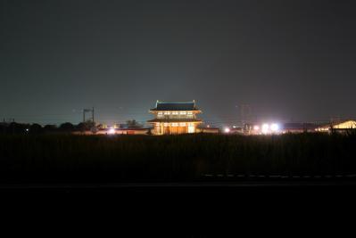 平城宮跡夏夜 (5)