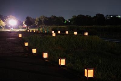 平城宮跡夏夜 (3)