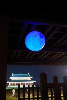 平城宮跡夏夜 (2)