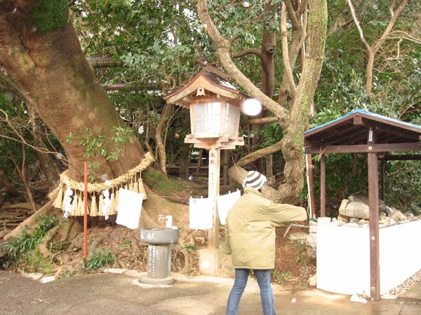 八大竜王神社に