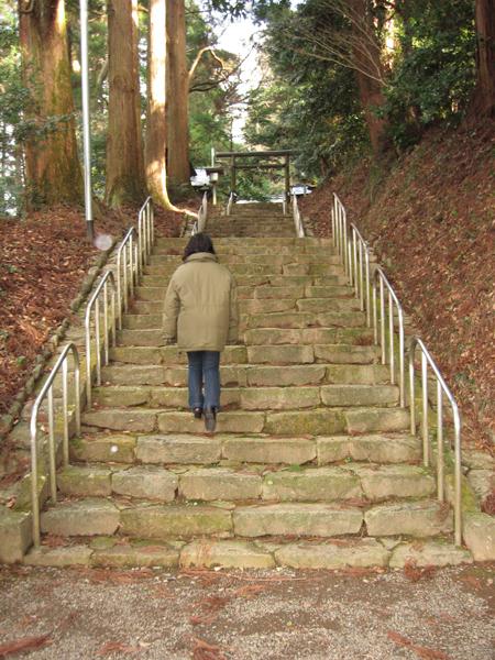 天岩戸神社へ・・・