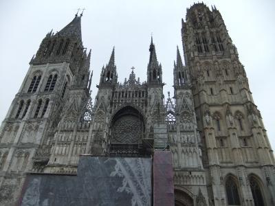 rouen ノートルダム大聖堂