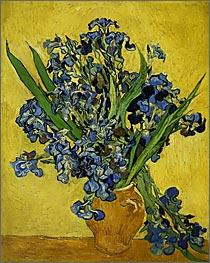 Gogh アイリス