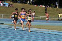 高校・一般男子5000米
