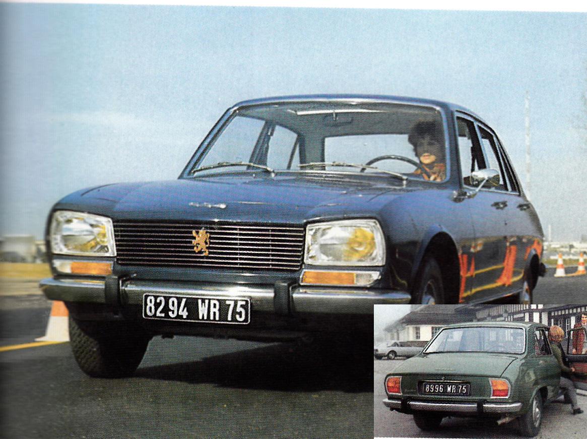 Peugeot504