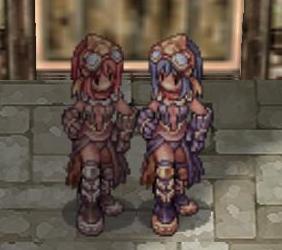アサX姉妹?