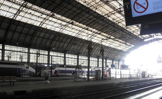 Gare Bordeau