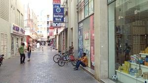 ドバイ部品街