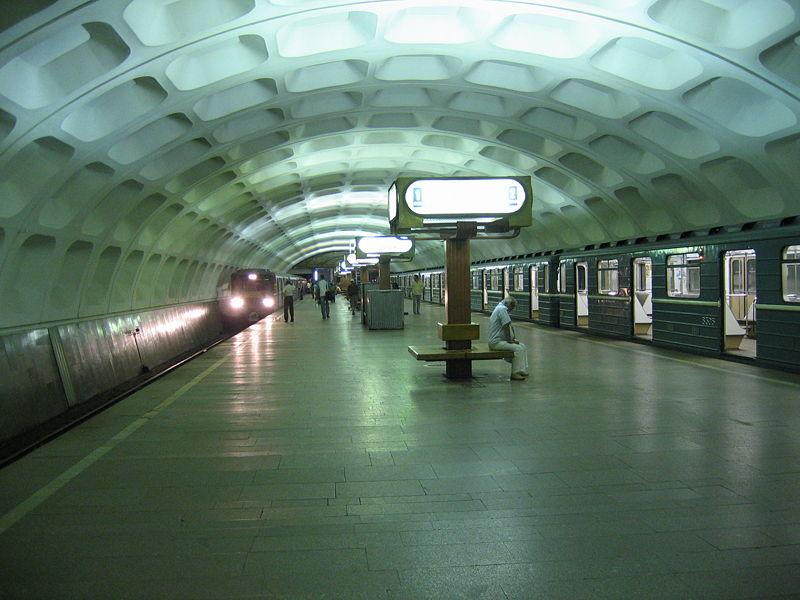 駅の様子1