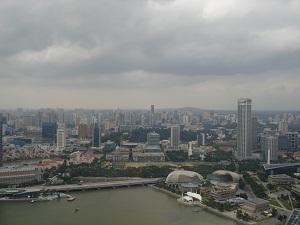 シンガポ-ル風景