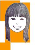 藤田 似顔絵コピー
