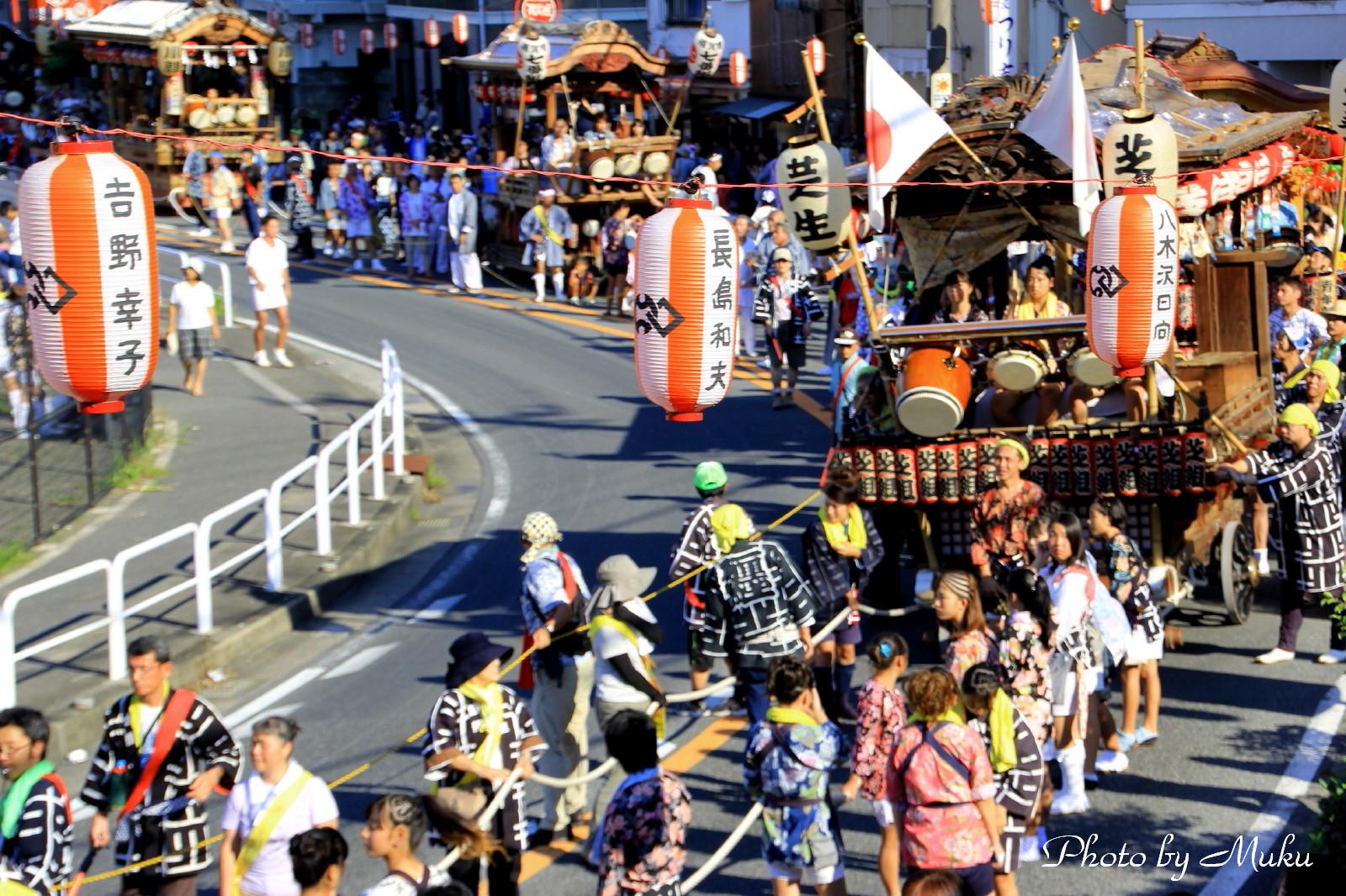2014.9.14 浦賀祭 (西浦賀:神奈川県横須賀市)