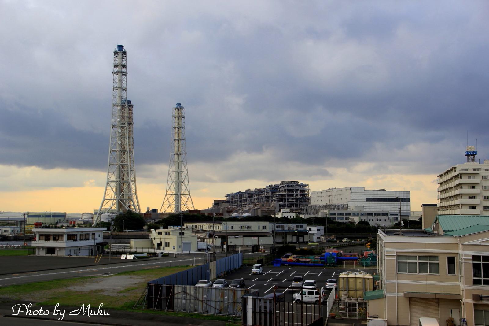 2014.9.24 横須賀火力発電所 (久里浜港:神奈川県横須賀市)