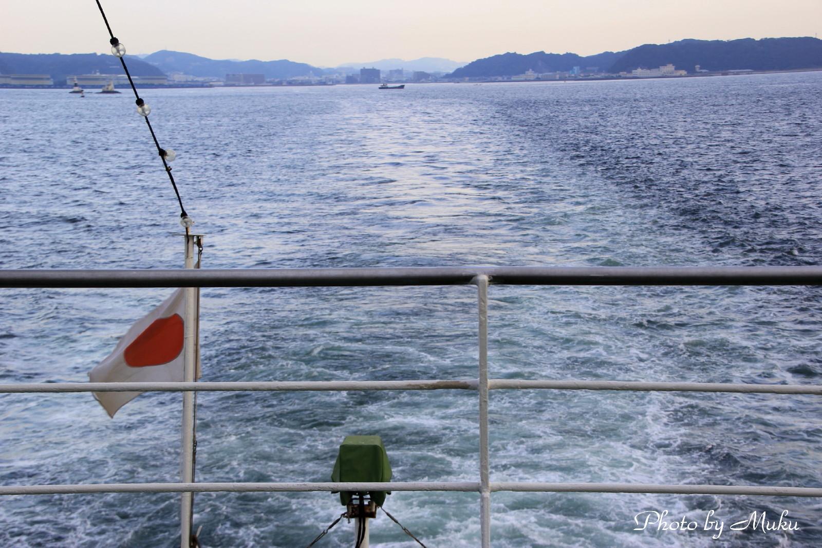 2014.9.24 東京湾フェリー (久里浜港:神奈川県横須賀市)