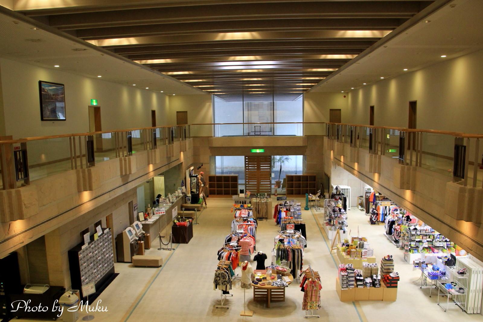 2014.9.24 クラブハウス (鴨川カントリークラブ:千葉県鴨川市)