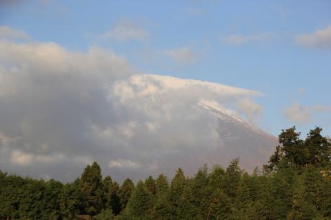 2014.10.20 富士山 (静岡県御殿場市)