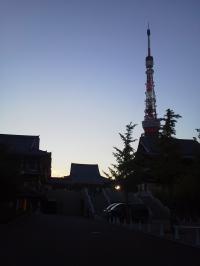 増上寺の講睦会