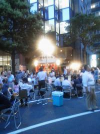 神谷町町会夏祭り