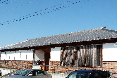 荻野吟子記念館②