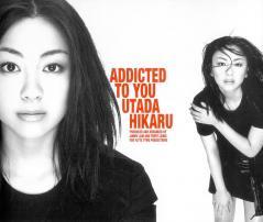 utada addicted to you cover