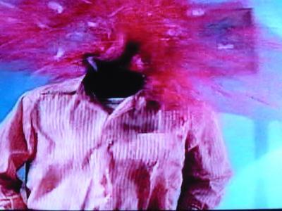 ゾンビ:頭部破壊