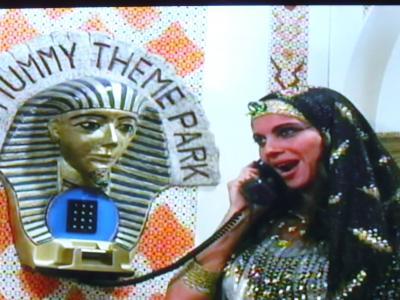 ATM:エジプトの電話