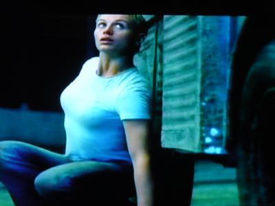 ハイテンション:マリー、トラックから出る
